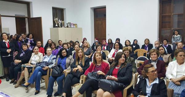 EMU Center For Women's Studıes Marks 8 March Internatıonal Women's Day