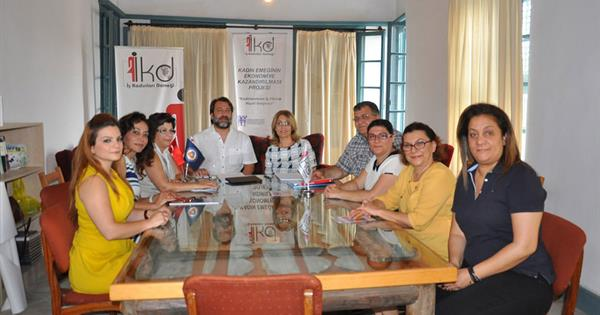 EMU Signs a Protocol with the Association of Businesswomen